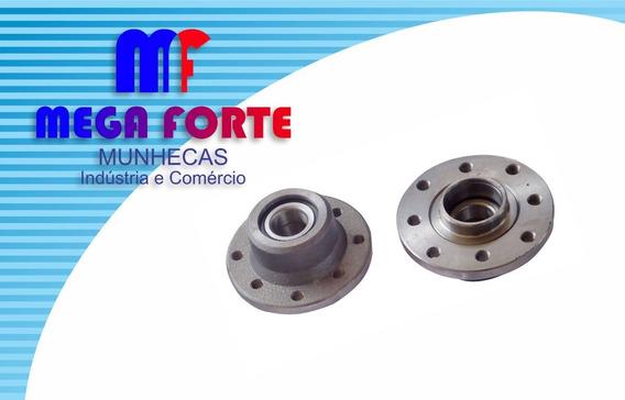 Kit Cubo Multifuros Furação 4 X 108 Carretinha E Reboque