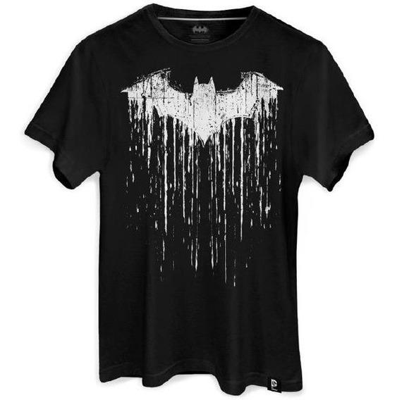 Camiseta Dc Comics Batman Melting
