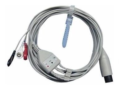 Cable Ecg Para Monitor De Signos Vitales, Todas Las Marcas