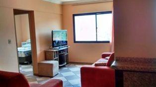 Imagem 1 de 13 de Apartamento Para Venda, 2 Dormitórios, Flórida - Praia Grande - 625