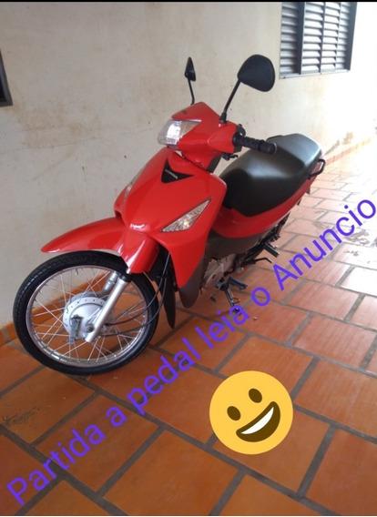 Honda Biz 125 Ks 07/08