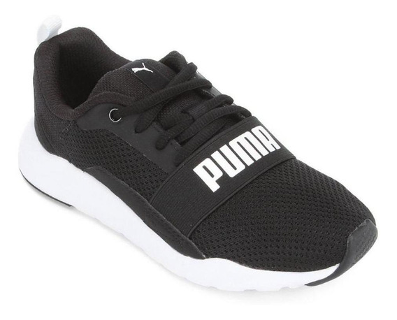 Tênis Infantil Puma Wired Ps