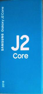 Celular Samsung J2 Core Negro