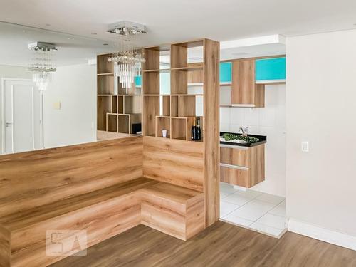 Apartamento À Venda - Jardim Santa Emília, 3 Quartos,  62 - S893115430