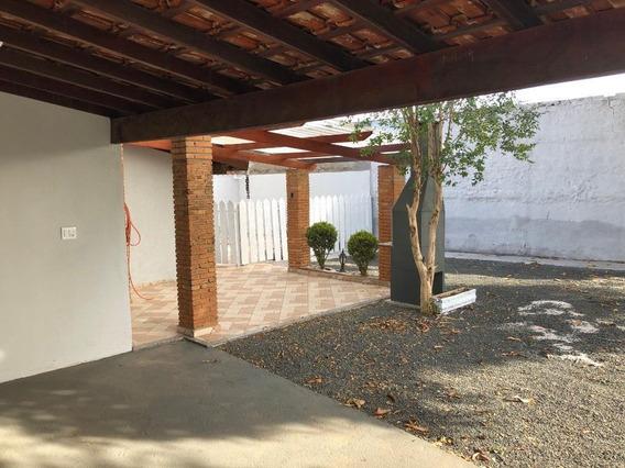 Casa Em Jardim Esplanada, Mogi Guaçu/sp De 80m² 1 Quartos Para Locação R$ 850,00/mes - Ca612660