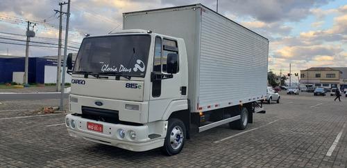 Ford Cargo 815 E Bau 3/4