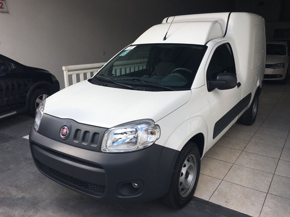 Fiat Fiorino - 2019/2020 1.4 Mpi Furgão Hard Working