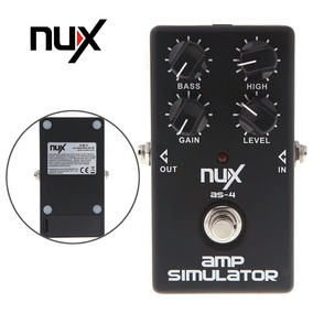 Pedal Nux As-4