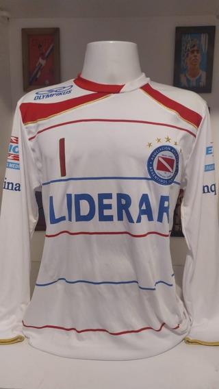 Camisa Futebol Argentinos Juniors Goleiro Mangas Longas
