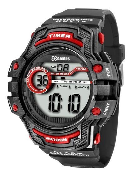 Relógio Xgames Masculino Xmppd364 Bxpx Esportivo