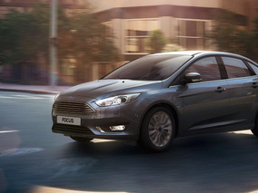 Ford Focus Sedan Nafta 2.0l 4 Ptas Se Plus Mt