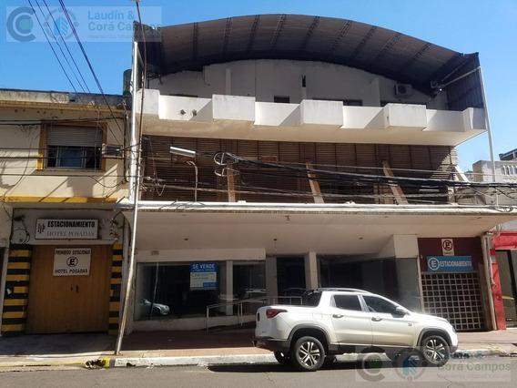 Se Vende Edificio Comercial -micro Centro Posadas