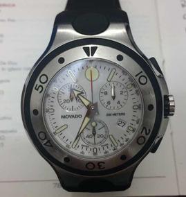 Relógio Movado Chrono Sport Série 800 Tamanho 47mm Semi-novo