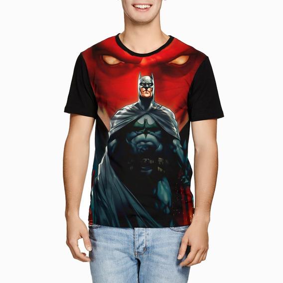 Camiseta Batman O Capuz Vermelho