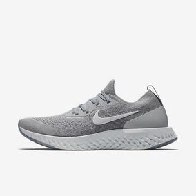 Tênis Nike Epic React Flyknit Masculino Running
