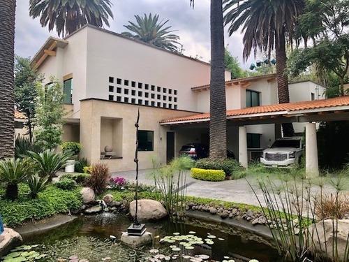 Casa En Venta Col. Tlacopac San Ángel, La Rosaleda