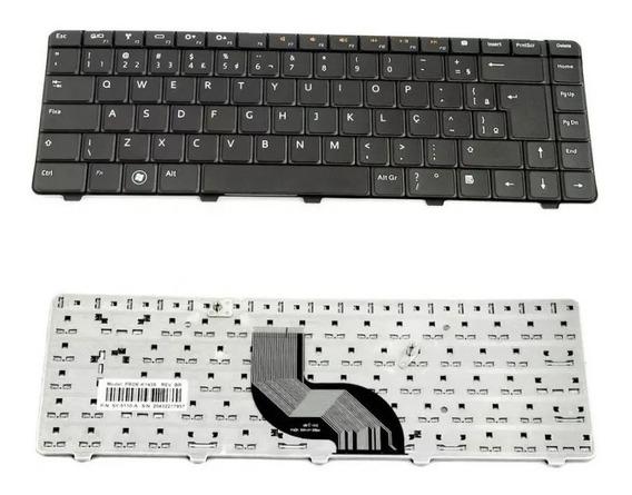 Teclado Dell Inspiron 14r N4010 N4020 N4030 P07g Nsk-djd1b