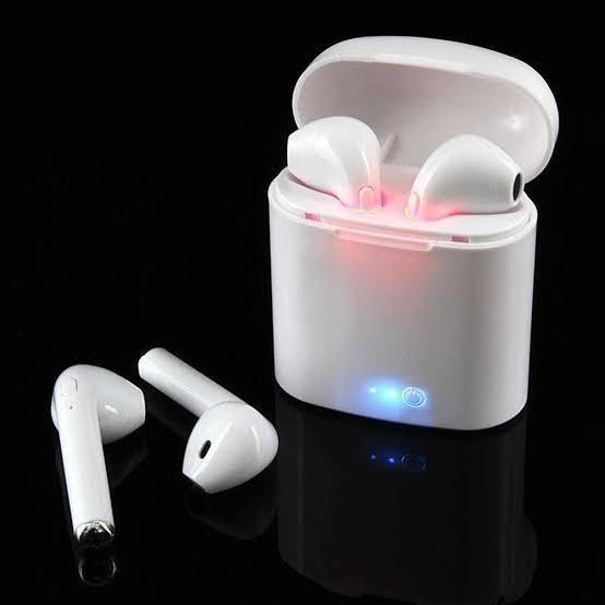 Fone Sem Fio Bluetooth + Relógio Cássio G-shock Réplica