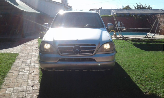 Mercedes Benz Ml 320.