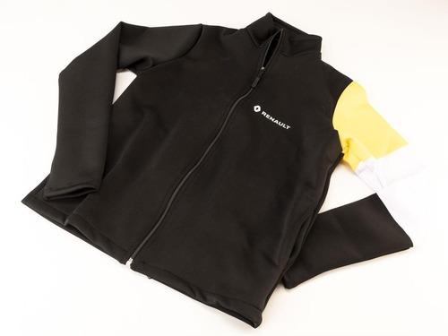 Campera Rs C/amarillo Mujer T:m Boutique Renault
