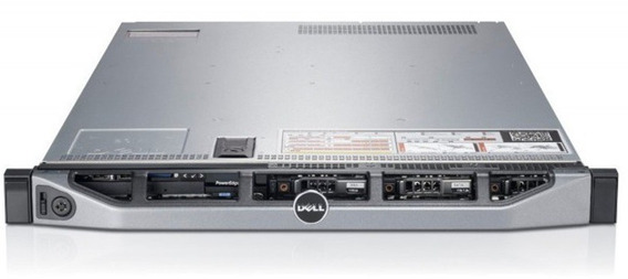 Servidor Dell Power Edge R430 Server Xeon 2.4 /16gb / 4tb
