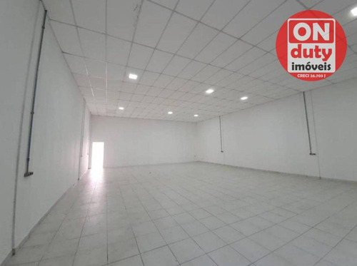 Galpão, 312 M² - Venda Por R$ 1.900.000,00 Ou Aluguel Por R$ 12.000,00/mês - Ipiranga - São Paulo/sp - Ga0110