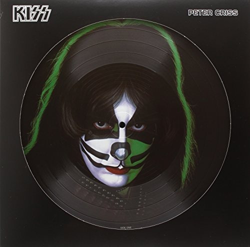 Vinilo : Kiss - Peter Criss (lp Vinyl)