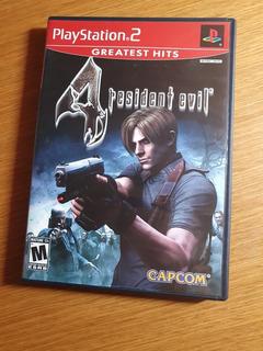 Resident Evil 4 Original Ps2 Zona Abasto