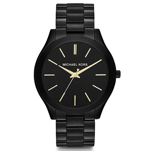 Relógio Michael Kors Feminino Mk3221/4pn Preto