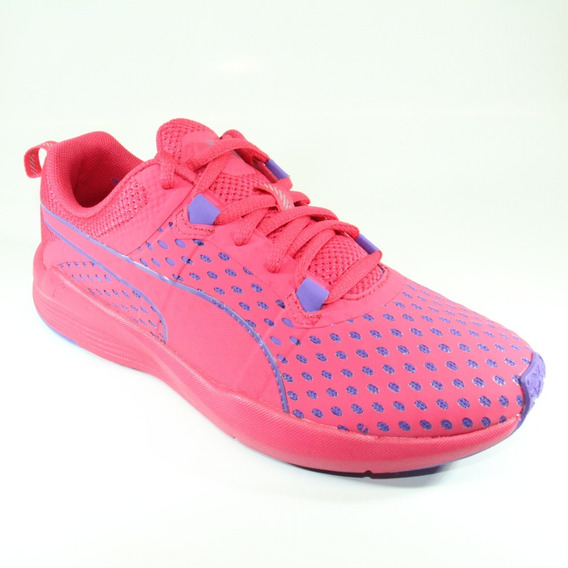 Tenis Puma 189458 Pulse Ignite Xt Fiusha