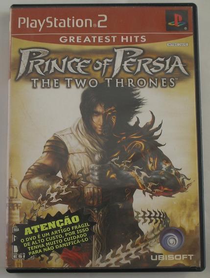 Prince Of Persia Two Thrones Ps2 Original Usado