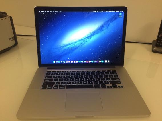 Apple Macbook Pro 15 (mid 2014) I7 16 Gb Ram 512 Gb Ssd
