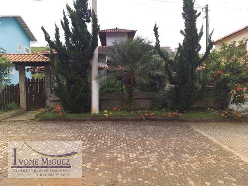 Imagem 1 de 15 de Casa Em Portal Das Mansões   -  Miguel Pereira - 2889