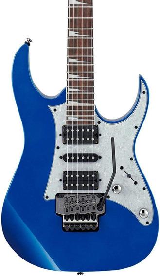 Guitarra Ibanez Rg450dxslb - Starlight Blue C/ Nf-e & Garant