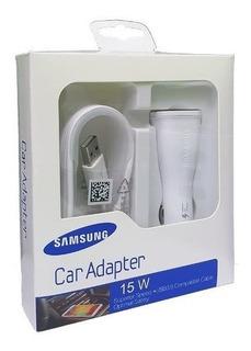 Cargador De Carro Carga Rapida Samsung Galaxy J8 Plus