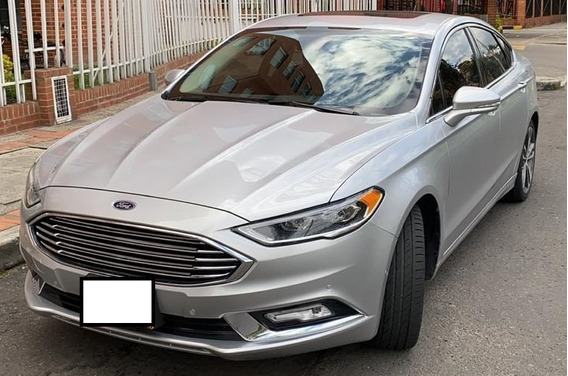 Ford Fusion 2017 2.0 Titanium Plus