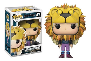 Funko Pop 57 Luna Lovegood Harry Potter Pata`s Games & Toys