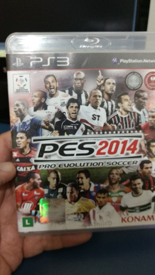 Game Ps3 Pes 2016 Pro Evolution Soccer Futebol Playstation