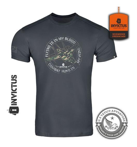 Camiseta T-shirt Concept Invictus Thunderbolt Original