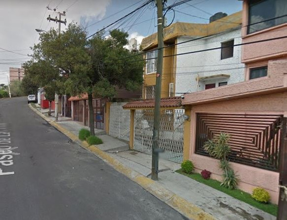 Casa En Villas De La Hda., Edo. De México