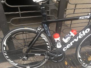 Cervelo S5 Bici Carbono Talla M O 52