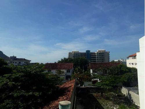 Imagem 1 de 14 de Apartamento-à Venda-recreio Dos Bandeirantes-rio De Janeiro - Svap20224