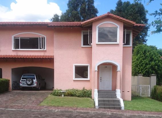 Casa Valle De Los Chillos Conocoto Tranquilo Y Seguro. 360mts Terreno 190mts Construcción