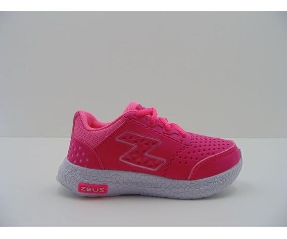 Tênis Infantil Zeuz Menina Baby 20506