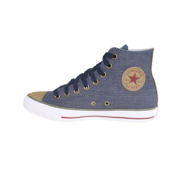 Zapatilla Converse All Star Bota Lino Original 157074