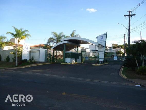 Terreno Residencial À Venda, Jardim Colonial, Bauru. - Te0469