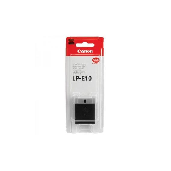 Bateria Canon Lp-e10 Original Revenda Autorizada Canon Nfe