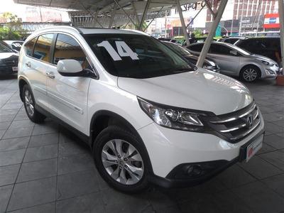 Honda Crv 2.0 Exl 4x4 Flex 2014