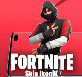 Ikonik Skin Fortnite - Pc Xbox Ps4 Mobile