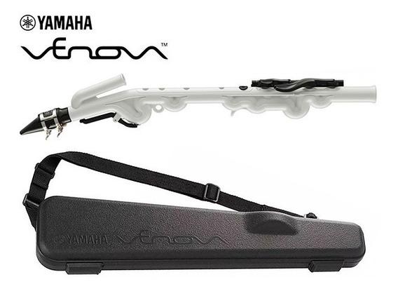 Sax Venova Yamaha Yvs100 Com Estojo Original Com Nota Fiscal